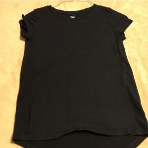 Old Navy Lg relaxed black T-shirt